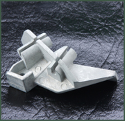 Die Casting of a Fuel Injection Bracket