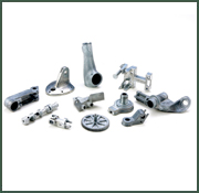 High Precision Zinc Die Cast Parts